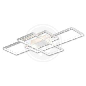 LED21 Přisazené LED svítidlo lustr GALAXIS Pegas s RF ovladačem 130W, CCT + stmívatelné, bílé V3317